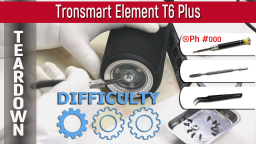 Как разобрать Tronsmart Element T6 Plus Teardown Take apart Tutorial
