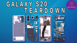 Samsung Galaxy S20 Teardown